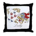 Lally Sept Throw Pillow