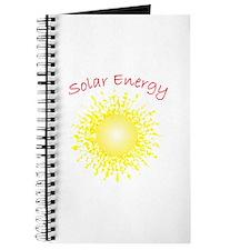 Solar Energy 6 Journal