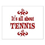 Tennis Small Poster