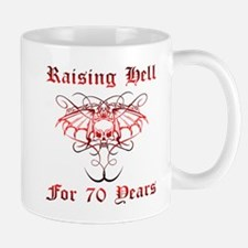 Raising Hell 70 Mug