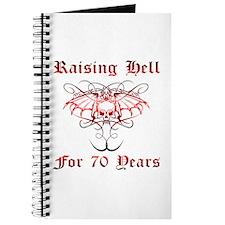 Raising Hell 70 Journal