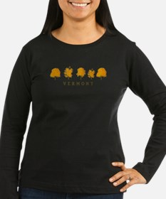 Autumn Trees - Vermont T-Shirt