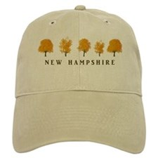 Autumn Trees - NH Baseball Cap