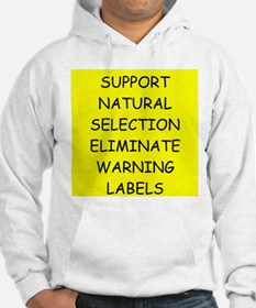 funny proverb Hoodie