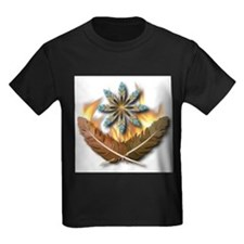 Native Feathers T