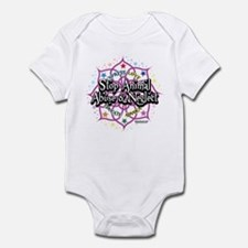 Animal-Rights-Lotus Infant Bodysuit
