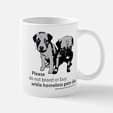 Don't-Breed-Or-Buy-2009 Mug