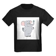 Elephant with Dreidel T