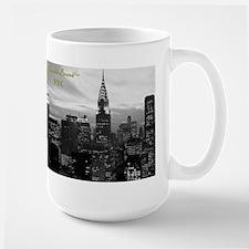 midtown_skyline,_new_york_city Mugs