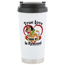 Rescued-Love Travel Mug