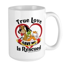 Rescued-Love Mug
