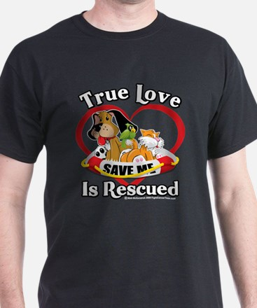 Rescued-Love T-Shirt