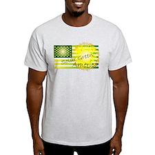 Solar Green America T-Shirt