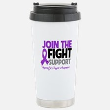 JoinTheFight-Cancer Travel Mug