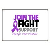 Pancreatic cancer awareness Banners