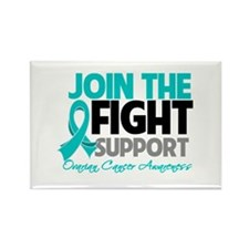 JoinTheFight-Cancer Rectangle Magnet