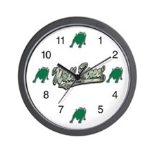 Wall Street - The Stock Exchange Wall Clock