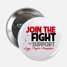"""JoinTheFight-Cancer 2.25"""" Button"""
