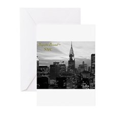 Funny New york Greeting Cards (Pk of 20)