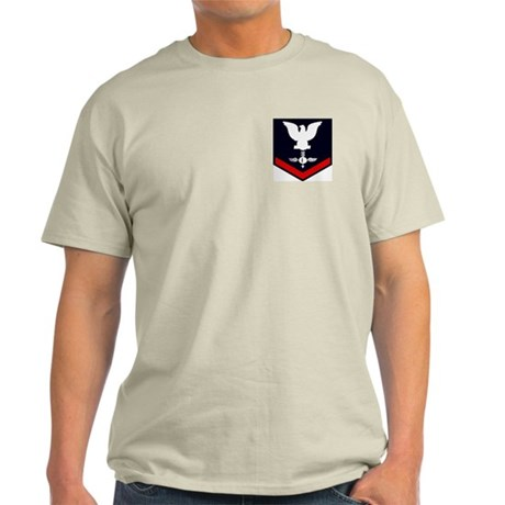 E4 - Aerographers Mate (AG) - Dress Light T-Shirt