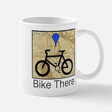 Bike There Final w:o backgound Mugs