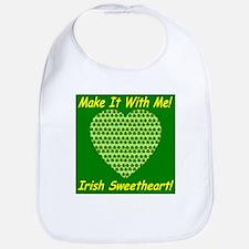 Make It With Me! Irish Sweeth Bib