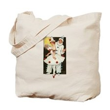 Unique Pierrot Tote Bag