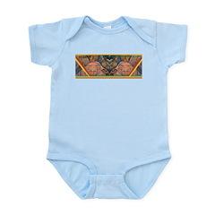 African Culture Infant Creeper