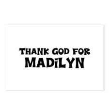 Thank God For Madilyn Postcards (Package of 8)