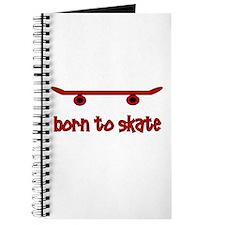 Born To Skate Skateboard Journal