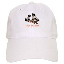 Trick or Sheep Baseball Cap