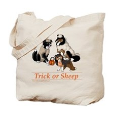 Trick or Sheep Tote Bag