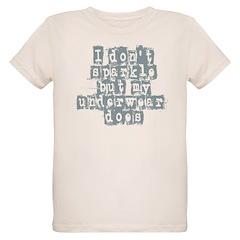 I Don't Sparkle T-Shirt