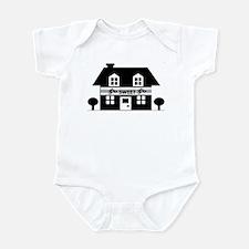 OM SWEET OM Infant Bodysuit