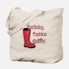 Earthdog Fashion Queen Tote Bag
