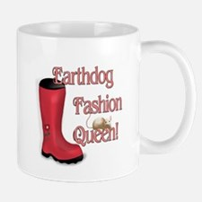 Earthdog Fashion Queen Mug