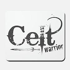 Celt Warrior Mousepad