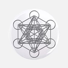 Metatrons Cube Button