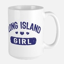 Long Island Girl Large Mug