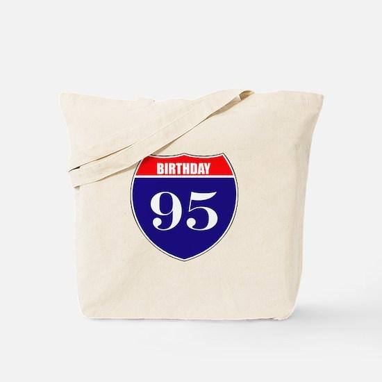 95th Birthday! Tote Bag