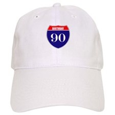 90th Birthday! Baseball Cap