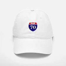 70th Birthday! Baseball Baseball Cap