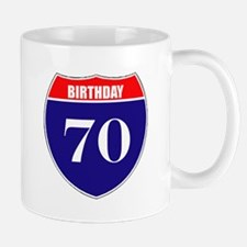 70th Birthday! Mug