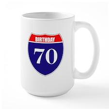 70th Birthday! Coffee Mug