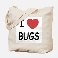 I heart Bugs Tote Bag
