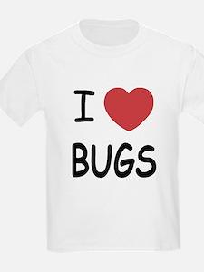 I heart Bugs T-Shirt