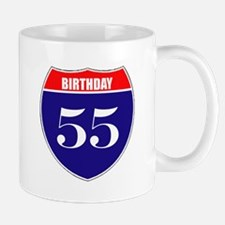 55th Birthday! Mug