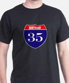 35th Birthday! T-Shirt