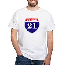 21st Birthday! Shirt