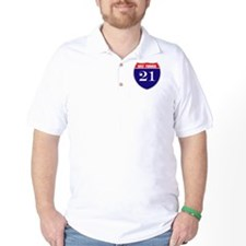 21st Birthday! T-Shirt